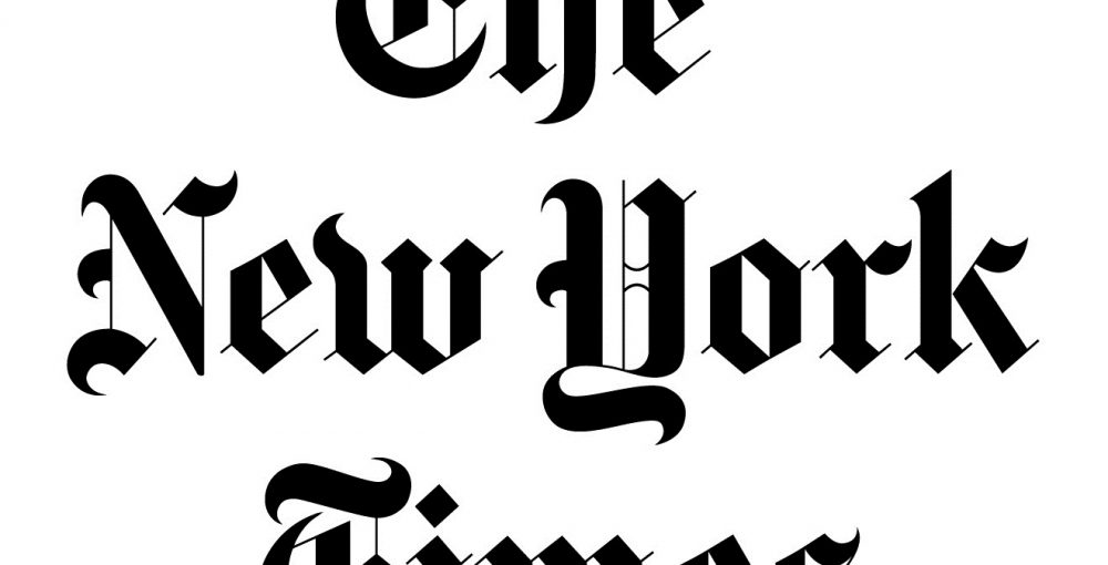 Well-Deserved SHAME on the New York Times