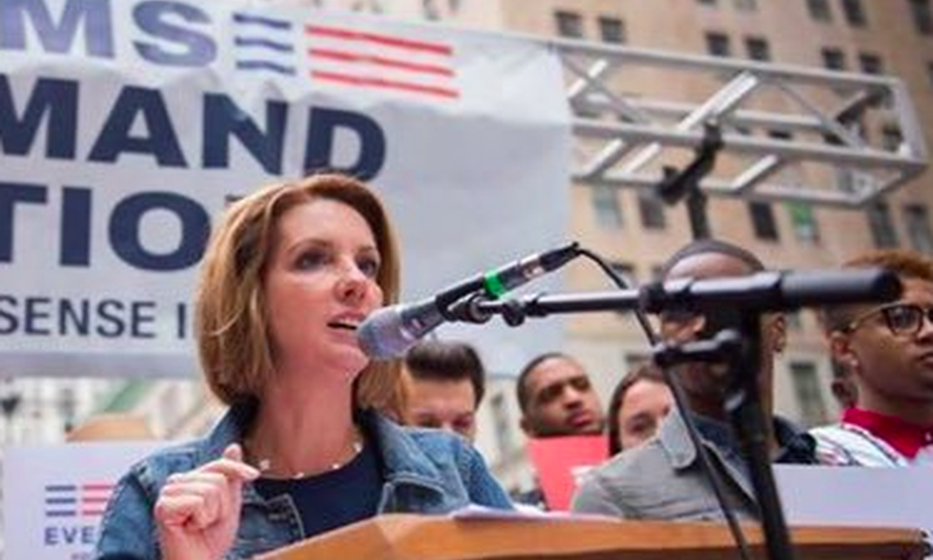 Shannon Watts Gives Up on Congressional Run