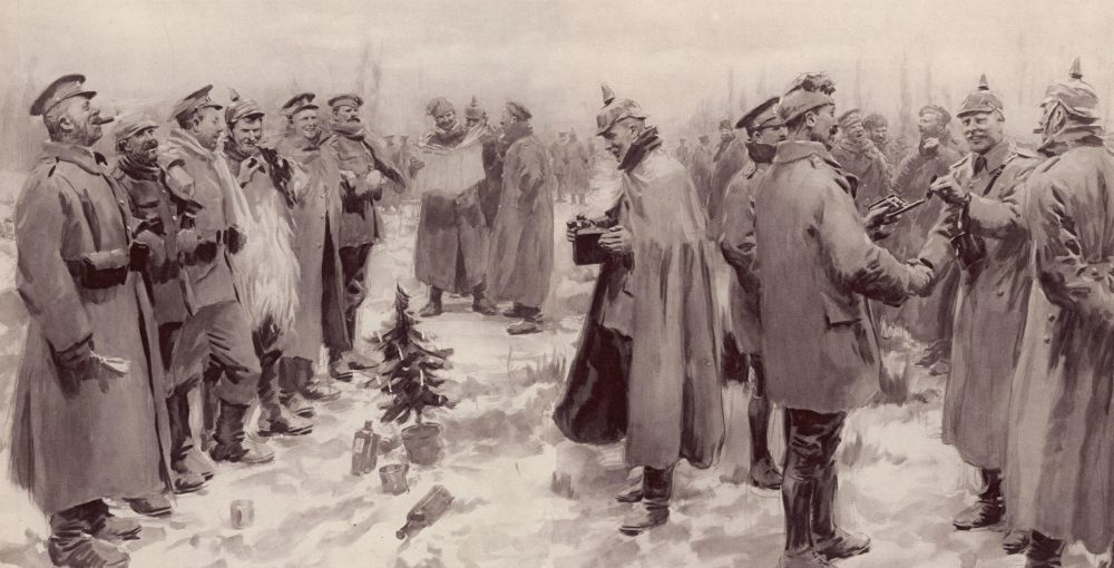 WHAT AMERICANS CAN LEARN NOW FROM THE CHRISTMAS TRUCE OF 1914