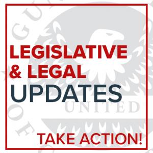 PRINTABLE LEGISLATION LIST & LEGAL UPDATES